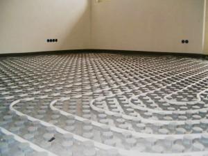 ondervloer laminaat bij vloerverwarming